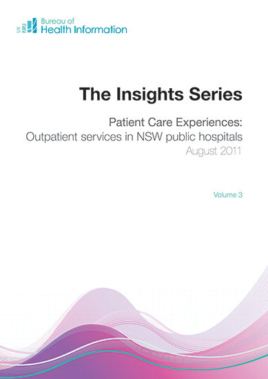 Outpatient services in NSW public hospitals cover image