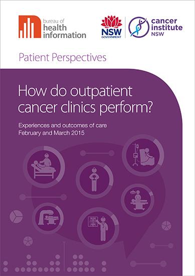 How do outpatient cancer clinics perform? cover image