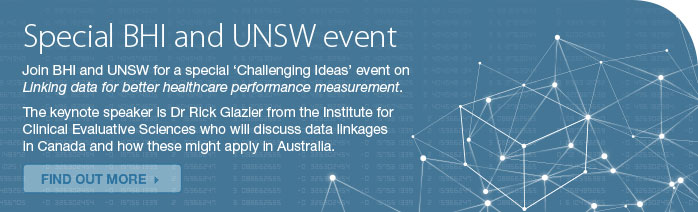 Special BHI and UNSW event