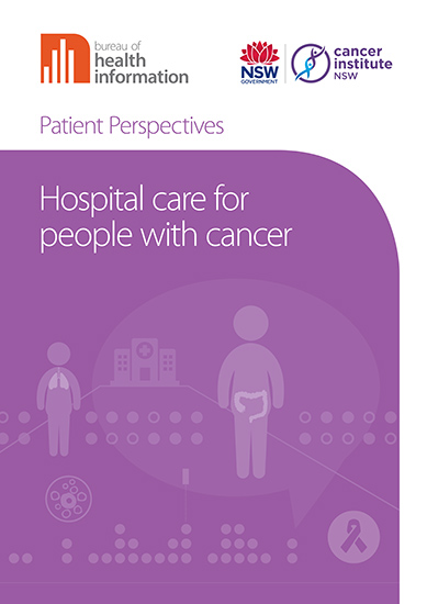Hospital care for people with cancer cover image