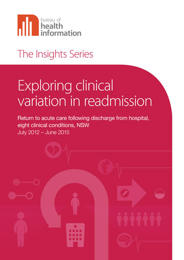 Unwarranted clinical variation in readmission cover image
