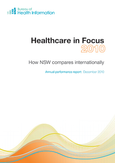 2010 – How NSW compares internationally cover image
