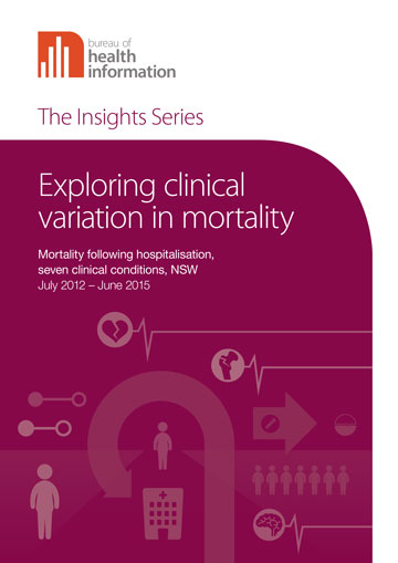 Unwarranted clinical variation in mortality cover image