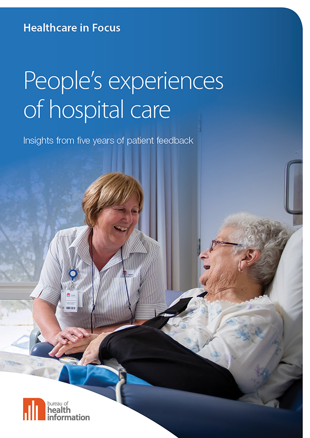 People's experiences of hospital care: Insights from five years of patient feedback cover image