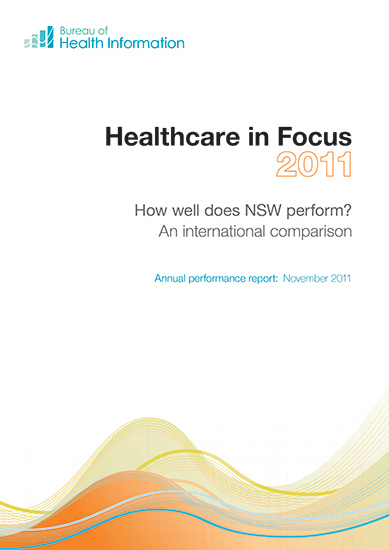 2011 - How well does NSW perform? cover image