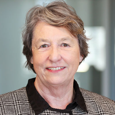 photo of Professor Jane Hall