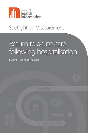Return to acute care following hospitalisation, Spotlight on readmissions cover image