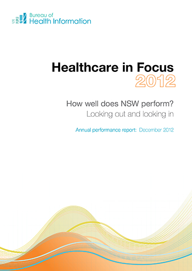2012 - How well does NSW perform? cover image