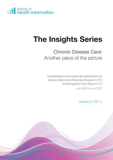 Chronic disease care, vol. 2 part 2 cover image