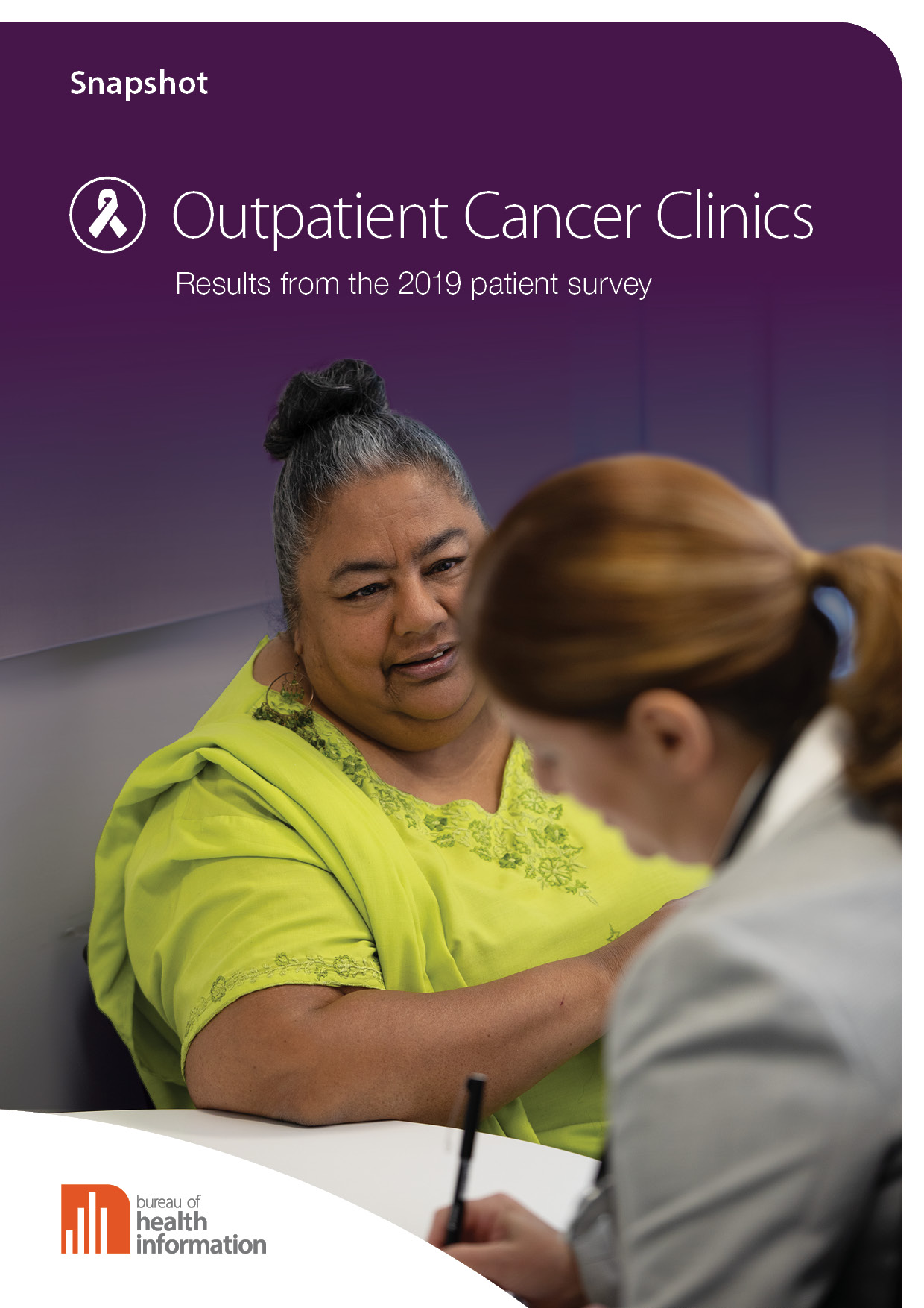 Outpatient Cancer Clinics Survey 2019
