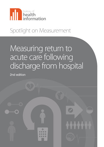 Measuring return to acute care following discharge from hospital, 2nd edition cover image