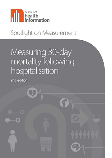 Measuring 30-day mortality following hospitalisation, 2nd edition cover image