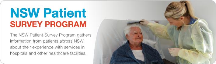 NSW Patient Survey Program